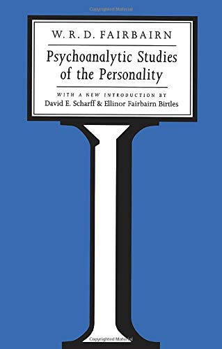 9780415107372: Psychoanalytic Studies of the Personality