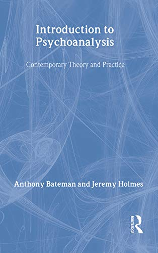 9780415107389: Introduction to Psychoanalysis: Contemporary Theory and Practice