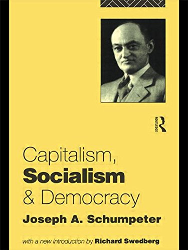 9780415107624: Capitalism, Socialism and Democracy