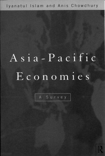 9780415107662: Asia-Pacific Economies: A Survey