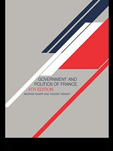 9780415107709: The Government and Politics of France
