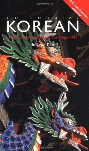 9780415108041: Colloquial Korean (Colloquial Series)