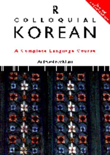 9780415108065: Colloquial Korean: A Complete Language Course (Colloquial Series)