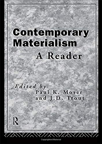 9780415108638: Contemporary Materialism: A Reader