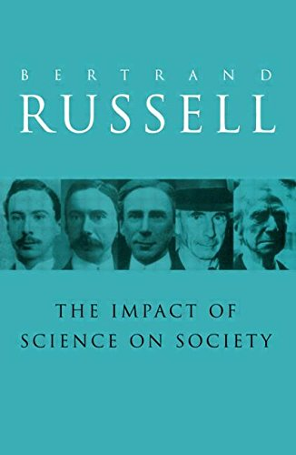 9780415109062: The Impact of Science on Society