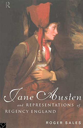 9780415109215: Jane Austen and Representations of Regency England