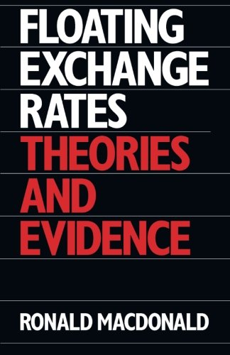 9780415109260: Exchange Rate Economics: Theories and Evidence (Routledge Studies in the Modern World Economy)