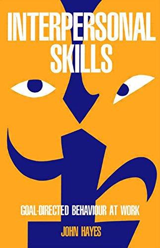 9780415109437: Interpersonal Skills: Goal Directed Behaviour at Work