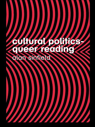 9780415109482: Cultural Politics – Queer Reading