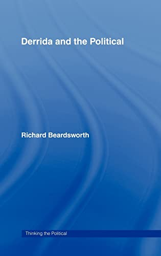 9780415109666: Derrida and the Political (Thinking the Political)