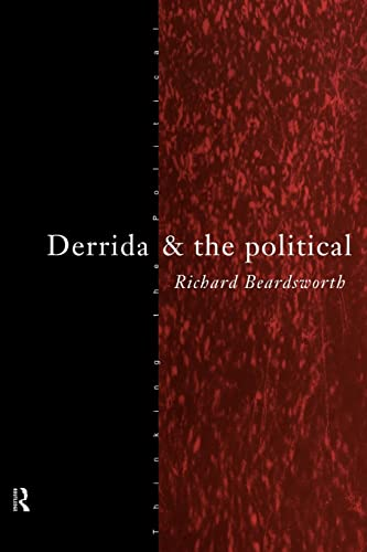 9780415109673: Derrida and the Political (Thinking the Political)