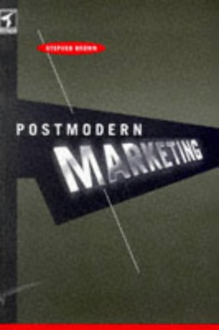 9780415109826: Postmodern Marketing (Consumer Research & Policy Series)