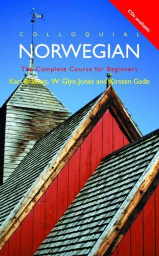 9780415110099: Colloquial Norwegian: A complete language course
