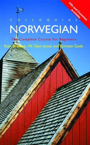 9780415110112: Colloquial Norwegian: A Complete Language Course