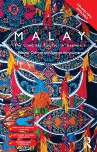 9780415110129: Colloquial Malay: The Complete Course for Beginners