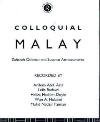 9780415110136: Colloquial Malay: The Complete Course for Beginners (Colloquial Series)