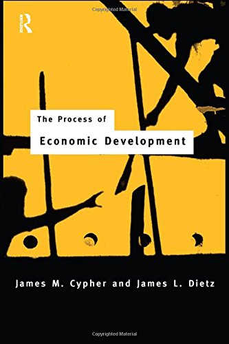 9780415110273: The Process of Economic Development: Theory, Institutions, Applications and Evidence