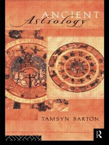 9780415110297: Ancient Astrology (Sciences of Antiquity Series)