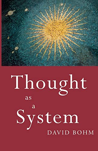9780415110303: Thought as a System
