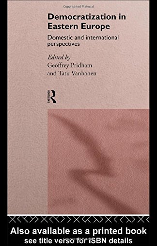 9780415110648: Democratization in Eastern Europe