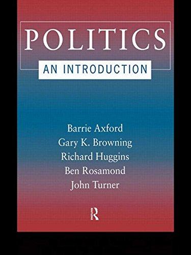 9780415110754: Politics: An Introduction