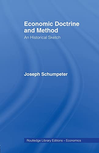 9780415110778: Economic Doctrine and Method: An Historical Sketch