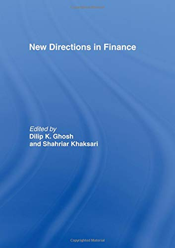 9780415111102: New Directions in Finance