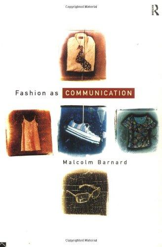 9780415111584: Fashion As Communication