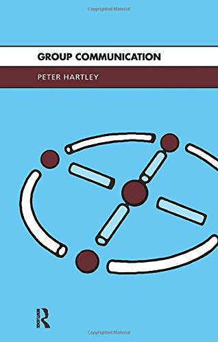 Group Communication: Peter Hartley