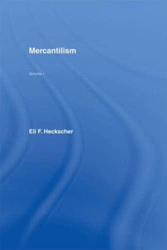 9780415113571: Mercantilism