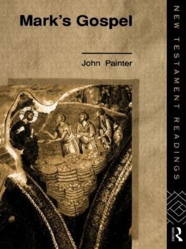 9780415113656: Mark's Gospel (New Testament Readings)