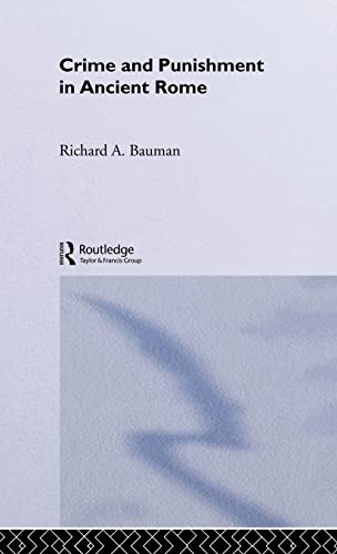 9780415113755: Crime and Punishment in Ancient Rome