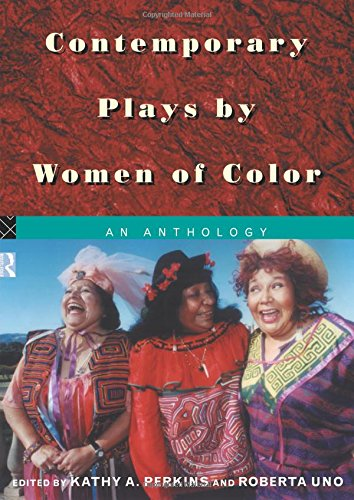 9780415113786: Contemporary Plays by Women of Color: An Anthology