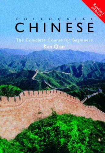 9780415113885: Colloquial Chinese: A Complete Language Course (Book & Cassettes)
