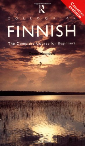 9780415113892: Colloquial Finnish: The Complete Course for Beginners (Colloquial Series)