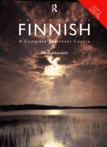 9780415113915: Colloquial Finnish: The Complete Course for Beginners (Colloquial Series)