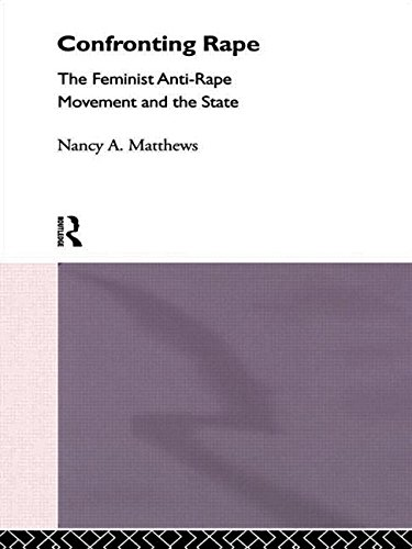 9780415114011: Confronting Rape: The Feminist Anti-Rape Movement and the State (The International Library of Sociology)