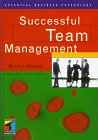 9780415114080: Successful Team Management (Essential Business Psychology Series)
