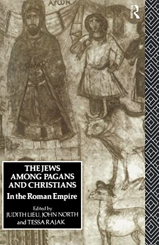 9780415114486: The Jews Among Pagans and Christians in the Roman Empire