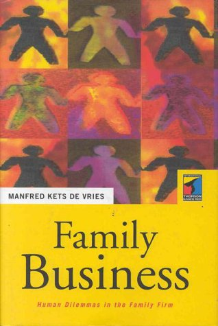 9780415114622: Family Business: Human Dilemmas in the Family Firm : Text and Cases