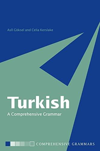 9780415114943: Turkish: A Comprehensive Grammar (Routledge Comprehensive Grammars)
