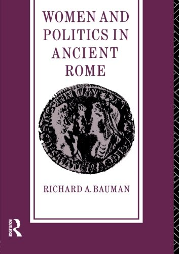 9780415115223: Women and Politics in Ancient Rome
