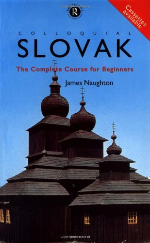 9780415115421: Colloquial Slovak: A Complete Course for Beginners (Book and 2 Cassettes)