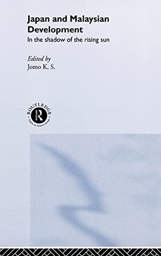 9780415115834: Japan and Malaysian Economic Development: In the Shadow of the Rising Sun