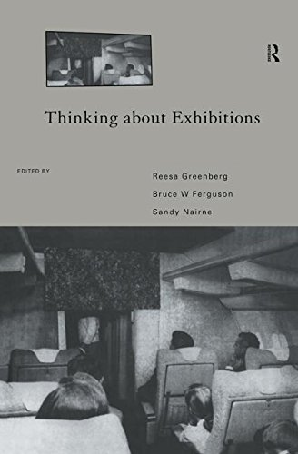 9780415115896: Thinking About Exhibitions