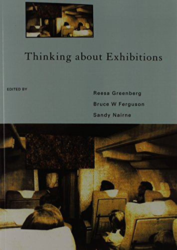 9780415115902: Thinking About Exhibitions