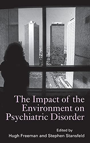 9780415116183: The Impact of the Environment on Psychiatric Disorder