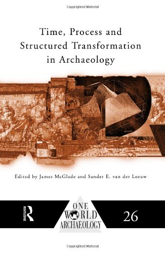 9780415117883: Time, Process and Structured Transformation in Archaeology (One World Archaeology)