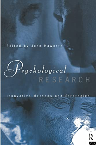 9780415117906: Psychological Research: Innovative Methods and Strategies (Lecture Notes in Statistics; 109)