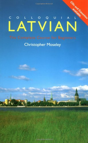 9780415117975: Colloquial Latvian: The Complete Course for Beginners